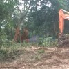 An over 140 years old ancient Muslim cemetery in Bago Region is demolished